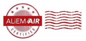ALiEM AIR Stamp