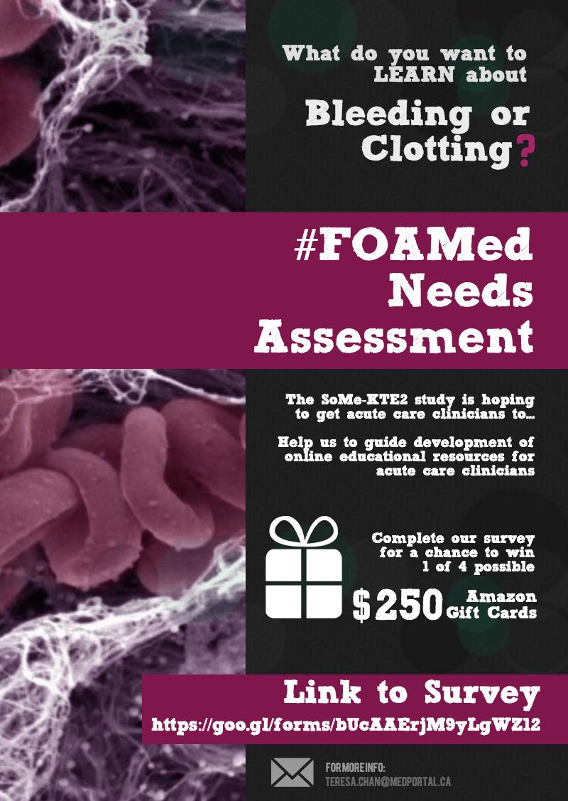 SoMe-KT2 Needs Assessment