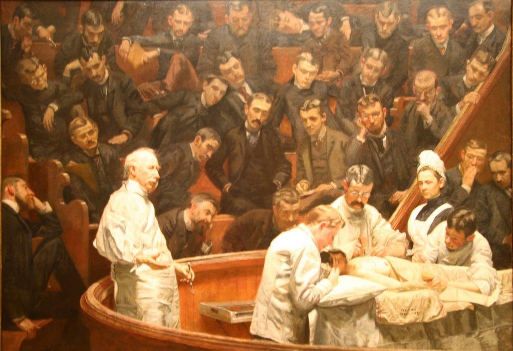 Thomas Eakins Agnew Clinic