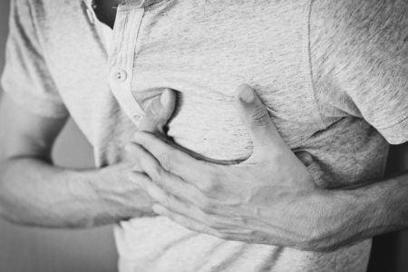 chest pain Heart score