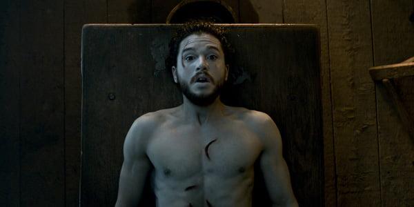 Jon Snow Game of Thrones Alive