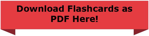 Crackcast flashcards